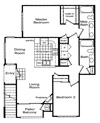 Bayberry Floorplan Cottage Grove Image